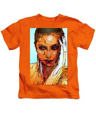 Female Tribute Vii Kids T-Shirt