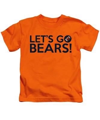 Let's Go Bears Kids T-Shirt