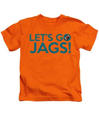 Let's Go Jags Kids T-Shirt