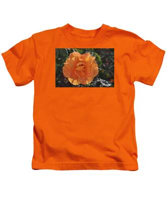 Kids T-Shirt featuring the photograph More Than Friends by Bridgette Gomes