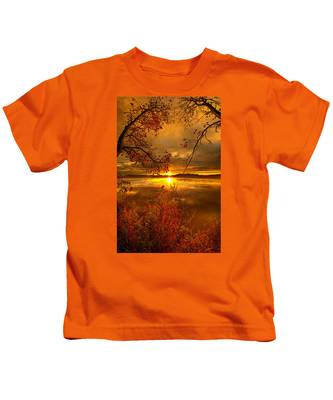 Mother Nature's Son Kids T-Shirt