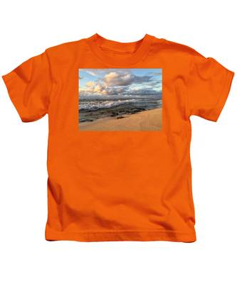Ocean Calm Kids T-Shirt