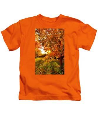 Orange You Glad Kids T-Shirt