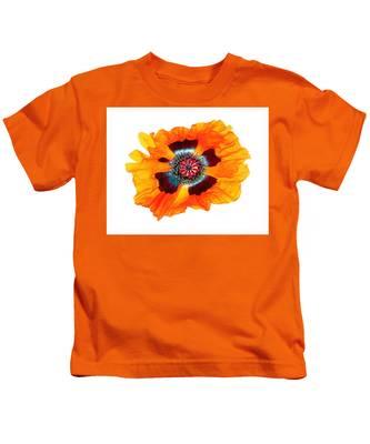 Poppy Pleasing Kids T-Shirt