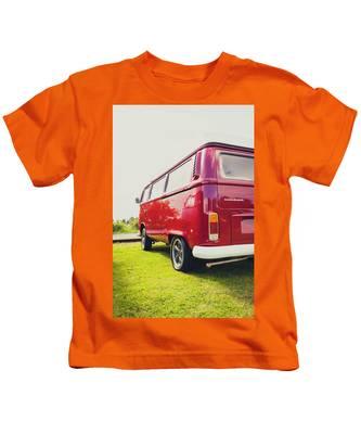 Volkswagen T2 Mini Van 72 Mens T-Shirt
