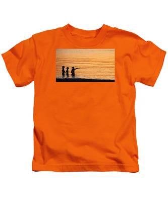 The Wonders Of Children Kids T-Shirt