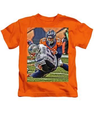Von Miller Kids T-Shirts
