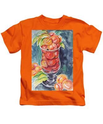 Watercolor Series No. 214 Kids T-Shirt