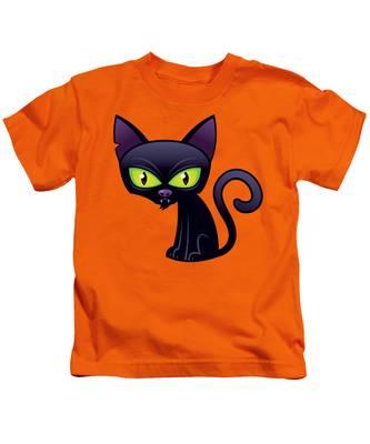 Feline Kids T-Shirts
