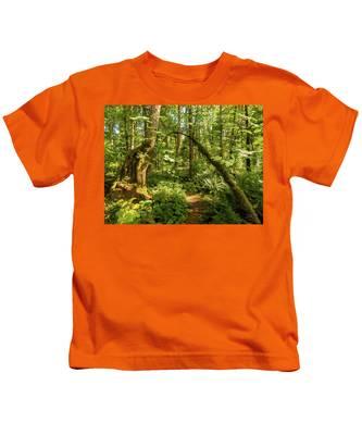 Under The Arch Kids T-Shirt