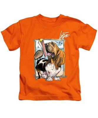 Sailboat Kids T-Shirts
