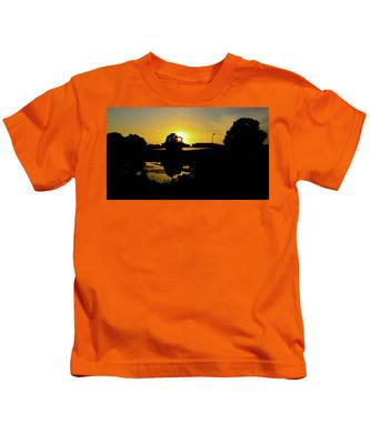 Building Kids T-Shirts