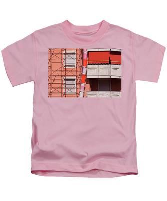 Drum Snake Kids T-Shirt