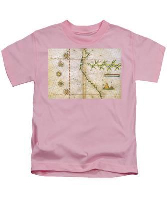 Peru Map Kids T Shirts Fine Art America