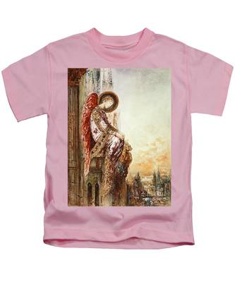 Angel Traveller Kids T-Shirt