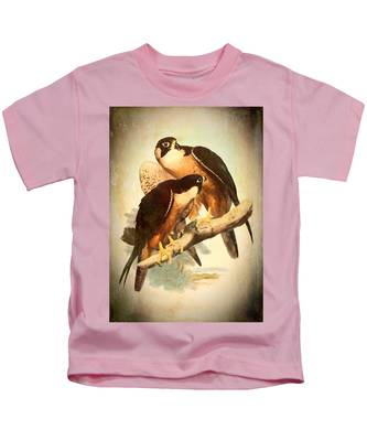 Birds Of Prey 2 Kids T-Shirt