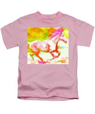 Born Free Kids T-Shirt
