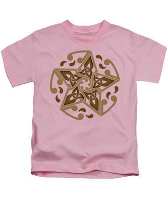 Celtic Star Kids T-Shirt