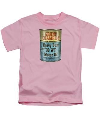 Oil Kids T-Shirts