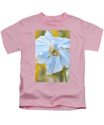 Himalayan Poppy Kids T-Shirt