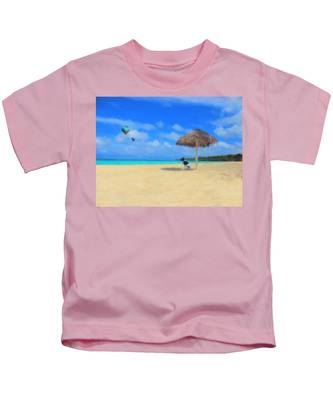 Lazy Afternoon Kids T-Shirt