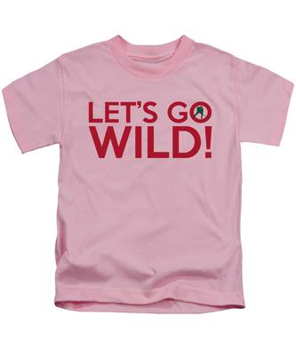 Let's Go Wild Kids T-Shirt
