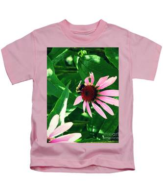 Pollinize Kids T-Shirt