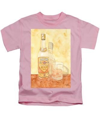 Powers Irish Whiskey Kids T-Shirt