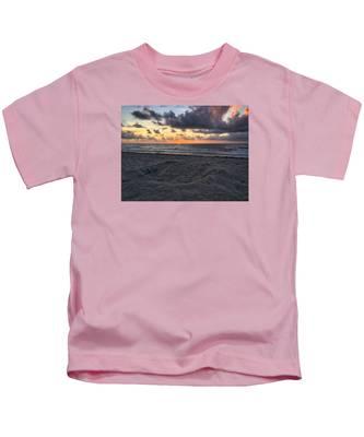 Sea Turtle Hatch Kids T-Shirt