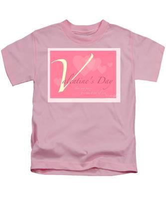 Valentine's Day Kids T-Shirt