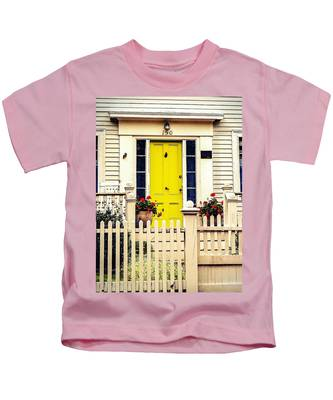 Yellow Door Kids T-Shirt