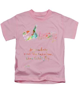 Children Playing Kids T-Shirts