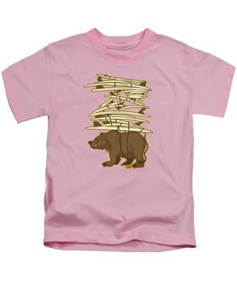 Galveston Island Kids T-Shirts