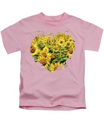 Barn Door Kids T-Shirts