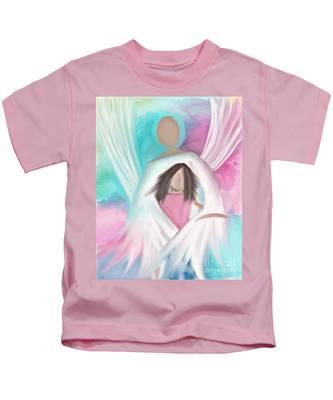 Guardian Angel Kids T-Shirt