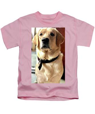 Labrador Dog Kids T-Shirts