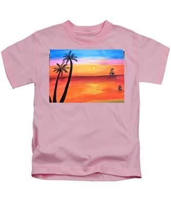 Beginners Kids T-Shirts