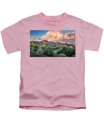 The Twelve Apostles 2 Kids T-Shirt by Endre Balogh