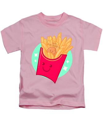 French Kids T-Shirts