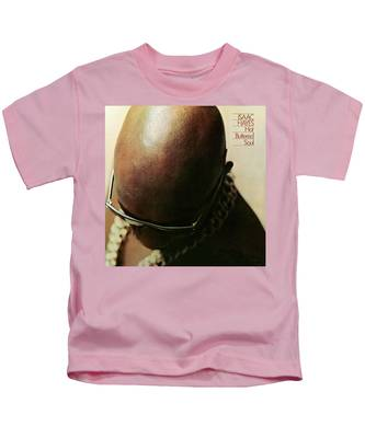 Isaac Hayes Hot Buttered Soul Youth T-shirt