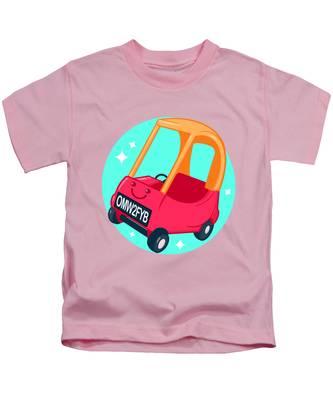 Car Kids T-Shirts