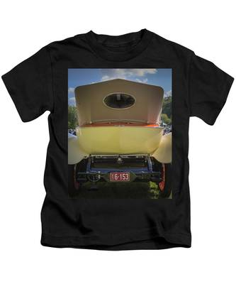 1922 Isotta-fraschini Kids T-Shirt
