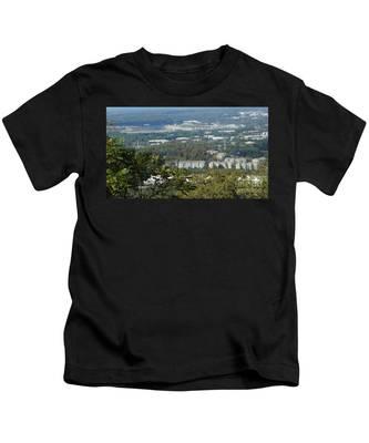 Kennesaw Battlefield Mountain Kids T-Shirt