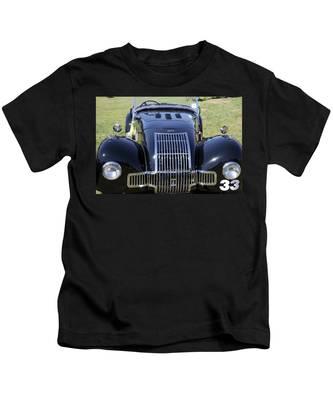 1947 Allard K1 Roadster Kids T-Shirt