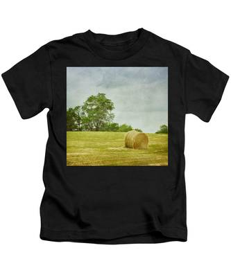 A Day At The Farm Kids T-Shirt