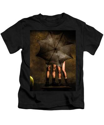 Adam And Eve Kids T-Shirt