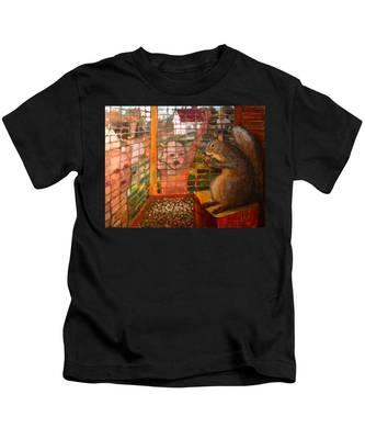 An003 Kids T-Shirt