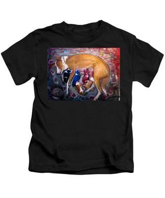 An005 Kids T-Shirt
