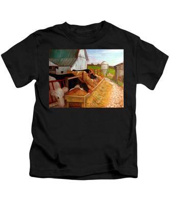 An009 Kids T-Shirt