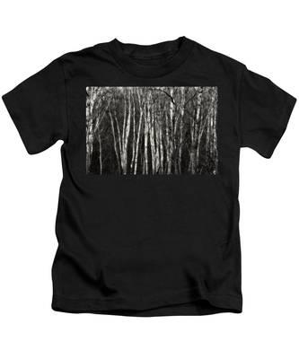 Birches Kids T-Shirt